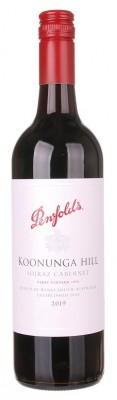 Penfolds Koonunga Hill Shiraz - Cabernet 0,75L, r2019, cr, sc