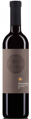 Karpatská Perla Cabernet Sauvignon 0,75L, r2017, vin, cr, su