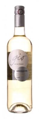 Gérard Bertrand Gio Gio Grenache Blanc BIO 0,75L, IGP, r2020, bl, su, sc