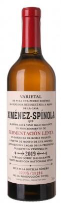 Ximénez-Spínola Fermentación Lenta 0,75L, VDM, r2019, bl, su