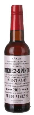 Ximénez-Spínola Pedro Ximénez Vintage 0,375L, VDM, r2019, vin, bl, sl
