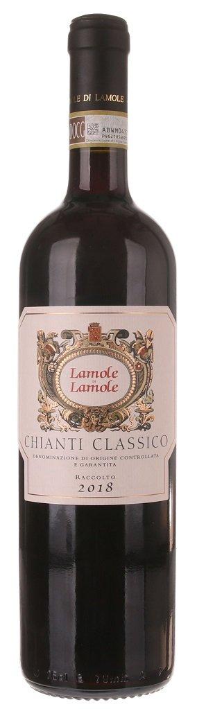 Lamole di Lamole Chianti Classico 0,75L, DOCG, r2018, cr, su