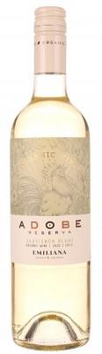 Emiliana Adobe Sauvignon Blanc BIO 0,75L, r2020, bl, su, sc