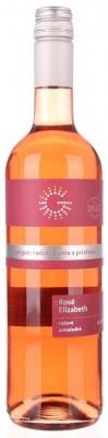 Golguz Cuveé Elizabeth rosé 0,75L, r2020, ak, ruz, plsl, sc