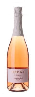 Hacaj Vintage Svätovavrinecké Rosé 0,75L, r2017, skt trm, ruz, exdry