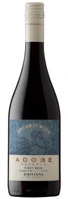 Emiliana Adobe Pinot Noir BIO 0,75L, r2020, cr, su, sc
