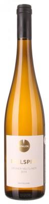 Špalek Edelspitz Grüner Veltliner, BIO 0,75L, r2018, vin, bl, su