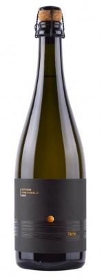 Karpatská Perla Chardonnay sekt 0,75L, r2017, pestskt, bl, brut