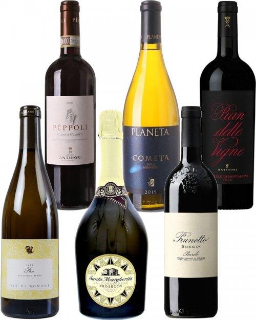 Balíček Talianske vína pre náročných
