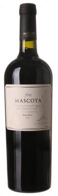 Mascota Vineyards Gran Mascota Malbec 0,75L, r2017, cr, su