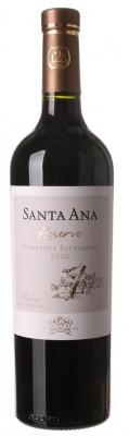 Santa Ana Reserve Cabernet Sauvignon 0,75L, r2020, cr, su