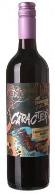 Santa Ana Caracter Cabernet Sauvignon - Malbec 0,75L, r2021, cr, su, sc