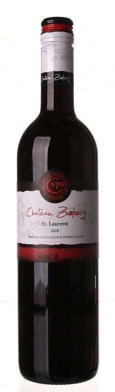 Pavelka Château Zumberg St. Laurent 0,75L, r2020, ak, cr, su, sc