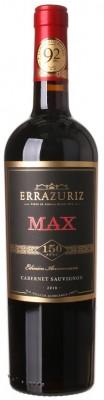 Errazuriz Max Reserva Cabernet Sauvignon 0,75L, r2018, cr, su