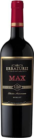 Errazuriz Max Reserva Merlot 0,75L, r2019, cr, su