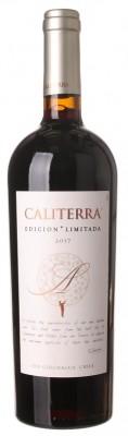 Caliterra Edicion Limitada A 0,75L, r2017, cr, su