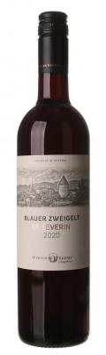 Winzer Krems Blauer Zweigelt St.Severin 0,75L, PDO, r2020, cr, su, sc