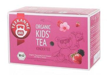 Teekanne Gastro Kids Tea BIO 20x3g,ovobylcaj