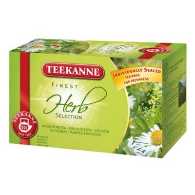Teekanne Gastro Herb Selection 20x2gr.,bylcaj