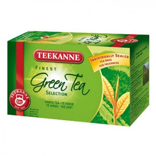 Teekanne Gastro Green Tea 20x1,75gr.,zelcaj