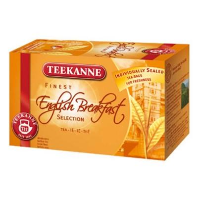 Teekanne Gastro English Breakfast 20x1,75gr.,ciercaj