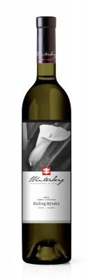 Winterberg Rizling rýnsky 0,5L, r2013, vzh, bl, sl