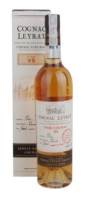 Leyrat Cognac VS Fine 0,7L, cognac, DB
