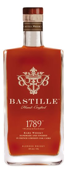Bastille 1789 Handcrafted French 40% 0,7L, whisky
