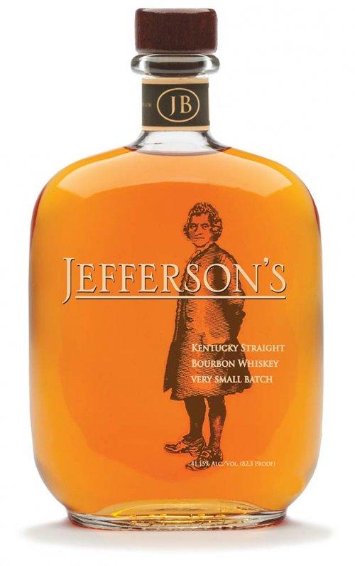 Jefferson's Standard Bourbon 41,2% 0,7L, whisky