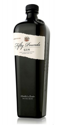 Fifty Pounds 43,5% 0,7L, gin