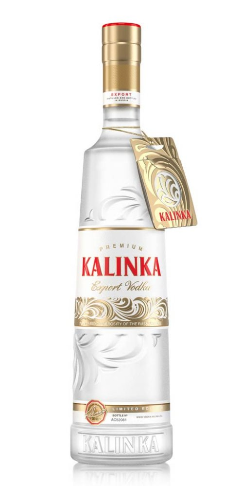 Kalinka 40% 0,7L, vodka