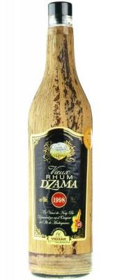 Dzama Rhum Vieux Old Millésime 45% 0,7L, r1998, rum