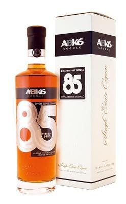 ABK6 Cognac Millésime 1985 Vintage 42,5% 0,7L, cognac, DB