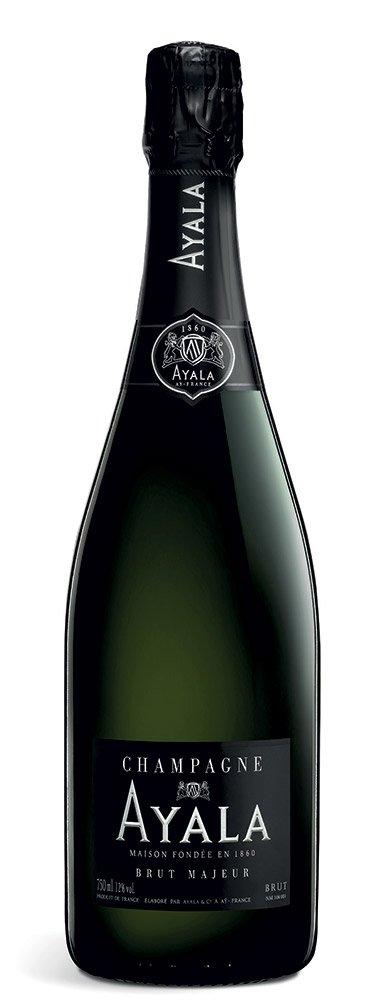Champagne Ayala Brut Majeur 0,75L, AOC, sam, bl, brut