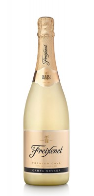Freixenet Carta Nevada Semi Seco 0,75L, DO, skt trm, bl, sese