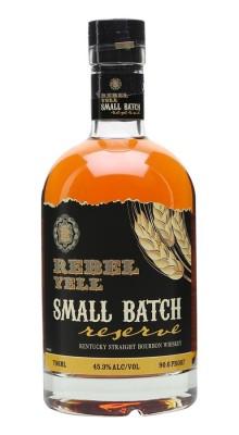 Kentucky bourbon Rebel Yell Small Batch reserve 45,3% 0,7L, whisky