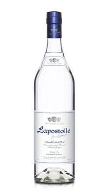 Lapostolle Pisco, double destilled 40% 0,7L, destin