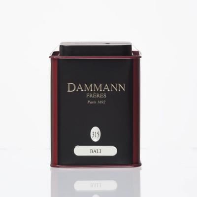 Dammann Fréres La Boite Bali, N°315, 100 gr. 7094,zelcaj, plech