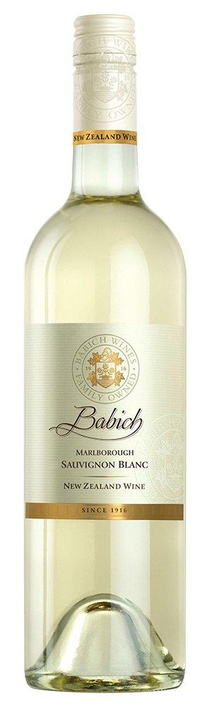 Babich Sauvignon Blanc 0,75L, r2015, bl, su