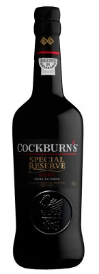 Cockburn's Port Special Reserve Port 0,75L, fortvin, cr, sl