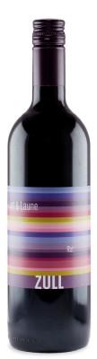 Zull Lust & Laune Rot 0,75L, PDO, r2015, cr, su