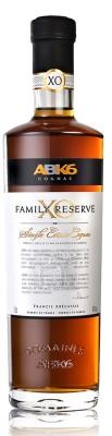 ABK6 Cognac XO Family Reserve 40% 0,7L, cognac