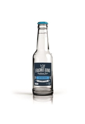 Erasmus Bond Dry Tonic Water 200ml, nealko, sýtený nápoj 0,2L, sklo