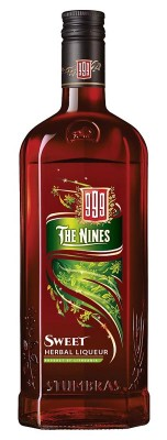 The Nines Sweet herbal liqueur 35% 0,7L, liker