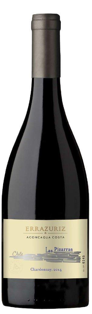 Errazuriz Las Pizarras Chardonnay 0,75L, r2014, bl, su