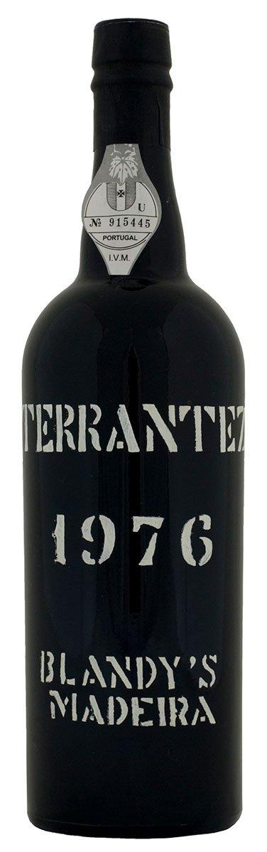 Blandy's Madeira Terrantez 0,75L, r1976, fortvin, bl, sl