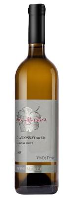 Mrva & Stanko Winemaker's Cut Chardonnay Kamenný Most 0,75L, r2015, nz, bl, su