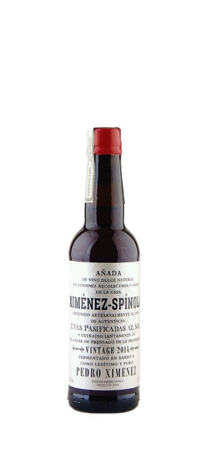 Ximénez-Spínola Pedro Ximénez Vintage 0,375L, VDM, r2014, vin, bl, sl
