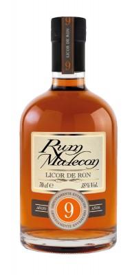 Malecon Licor De Ron 35% 0,7L, rum