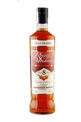 Malecon Gran Reserva 8YO 40% 0,7L, rum